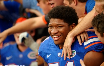 Florida Gators offensive line depth paying dividends