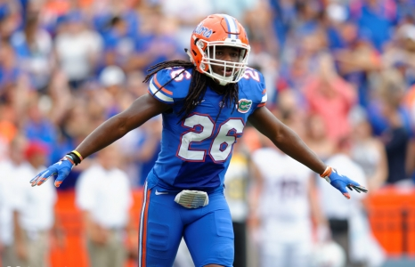 Marcell Harris eager to prove he belongs at safety