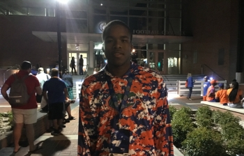 Amari Burney is wanted everywhere for the Florida Gators