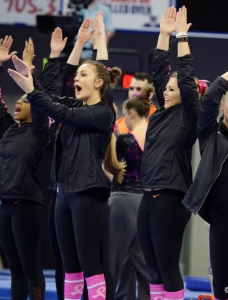 Florida Gators gymnastics falls just short at NCAA championship