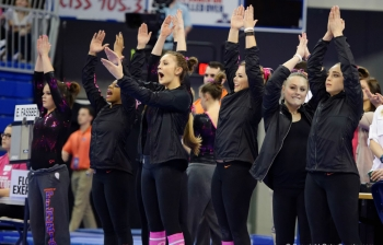 Pair of standout gymnasts sign with Florida Gators gymnastics