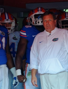 Notebook: Jim McElwain happy with last two practices