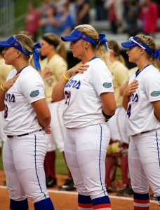 Recapping the Florida Gators softball clinching weekend series