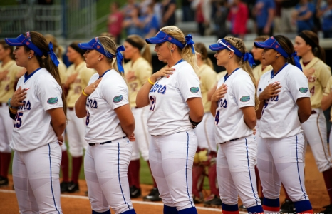 Florida Gators softball preview for Louisiana Lafayette series