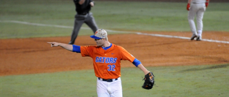 Florida Gators' unassuming ace