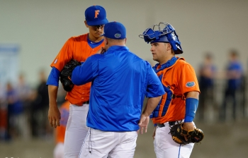 Florida Gators drop first home series of the season