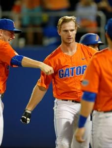 Alonso's home run powers Florida Gators past Georgia
