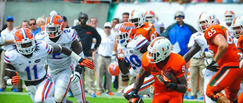 Florida Gators vs Miami Hurricanes, a rivalry renewed?