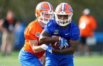Five Florida Gators looking to replace Kelvin Taylor