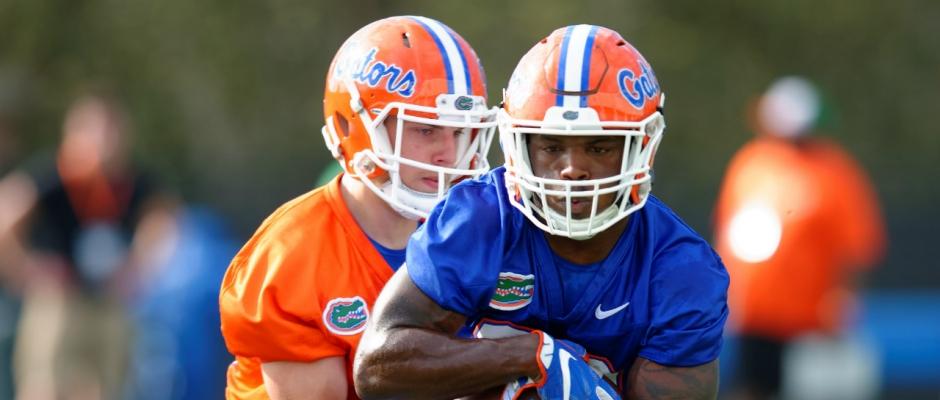 Five Florida Gators looking to replace Kelvin Taylor