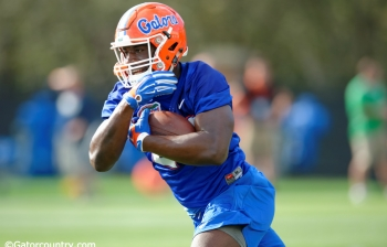 Mark Thompson cited for possession and not traveling with UF