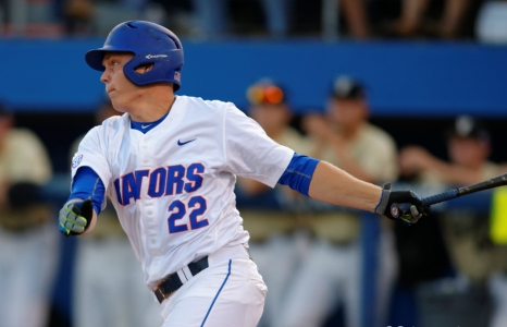 Florida Gators open baseball season with a win