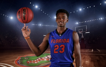 White speaks on Keith Stone and Florida Gators basketball