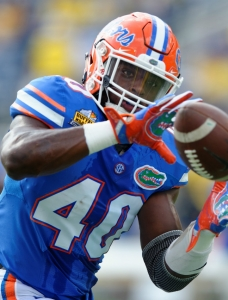 Florida Gators might have best linebacker duo in SEC