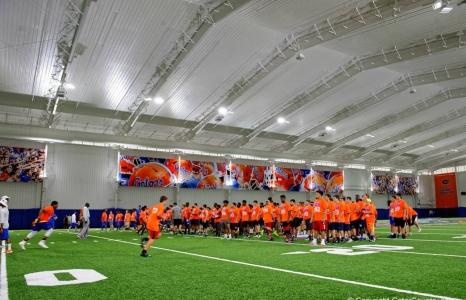 Florida Gators podcast recapping football camp and more