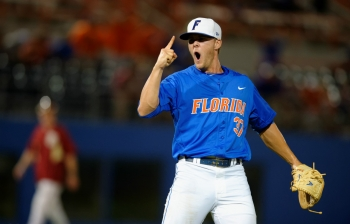 Florida Gators win Super Regional over FSU