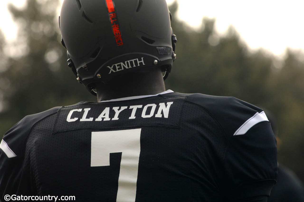 University of Florida defensive lineman Antonneous Clayton participates in the 2016 Under Armour All-American game- Florida Gators football- 1280x852