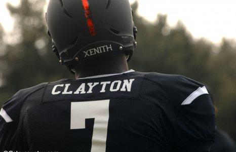 Antonneous Clayton next in line on Gators D-Line