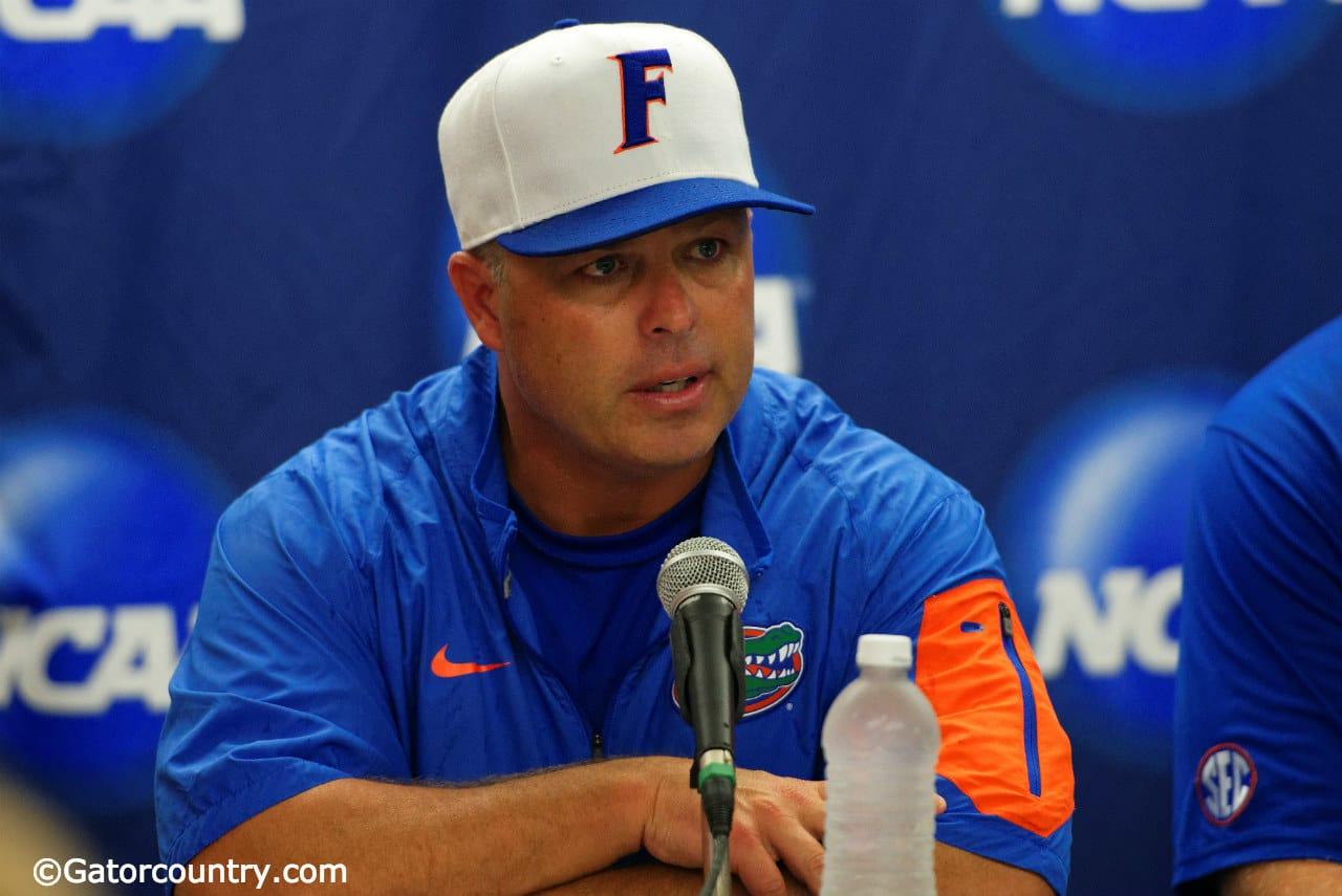 University-of-florida-head-coach-kevin-o%e2%80%99sullivan-speaks-with-the-media-after-the-florida-gators%e2%80%99-super-regional-win-over-florida-state-florida-gators-baseball-1280x852