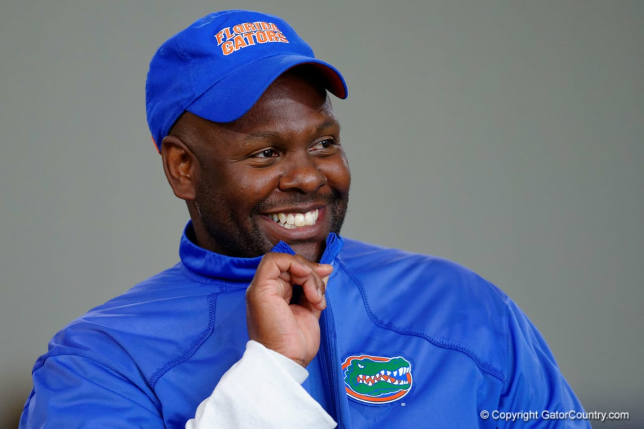 Johnson very high on the Florida Gators