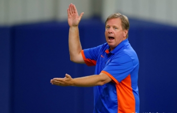 Florida Gators in good shape says Ruiz after his official