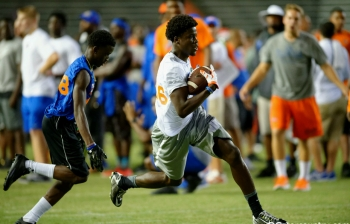 Jerry Jeudy names Florida Gators in top group