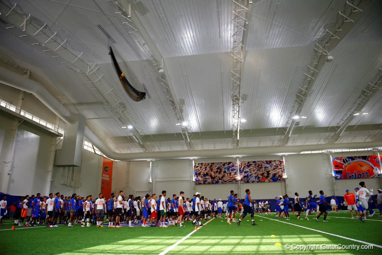 Florida-gators-recruiting-camp-at-friday-night-lights