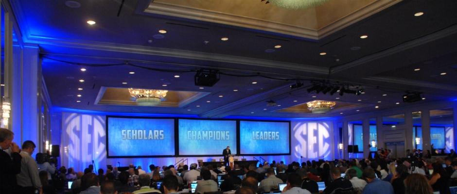 SEC Media Days schedule announced