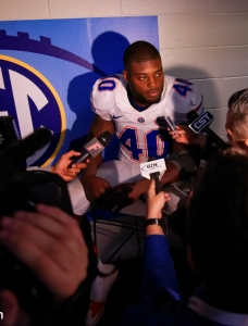 Davis vows Florida Gators defense won't regress