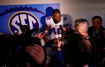 Davis vows Florida Gators defense won't regress