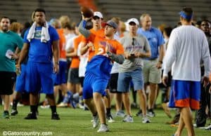 University of Florida quarterback commit Jake Allen throws a pass during Friday Night Lights- Florida Gators football- 1280x852