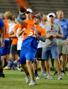Post summer offense Florida Gators recruiting board