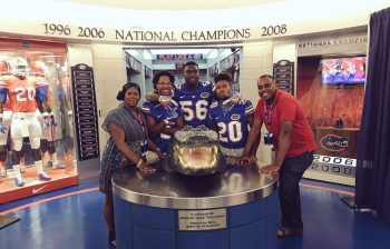 Hansard commits to the Florida Gators recruiting class