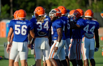 Florida Gators fall camp photo gallery: August 24th
