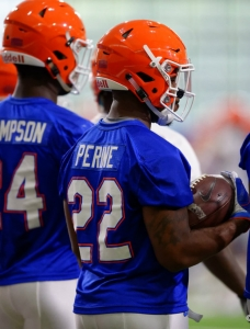 Grading the Florida Gators: Running Backs