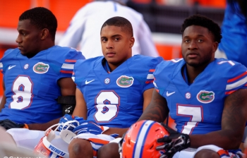 Florida Gators football: Playing in Tabor's shadow