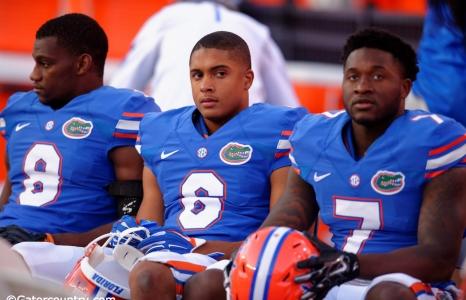 Florida Gators football: Playing in Tabor's shadow