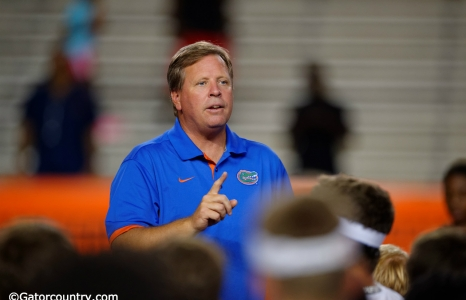 Jim McElwain defends decision to not disclose suspended player