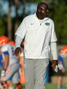 Rumph building Florida Gators DL for national championship