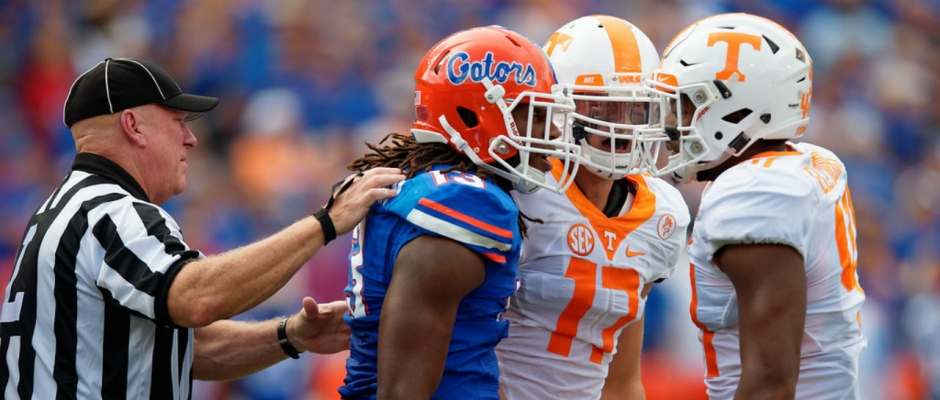 More than a Rivalry: Florida Gators/Tennessee Volunteers