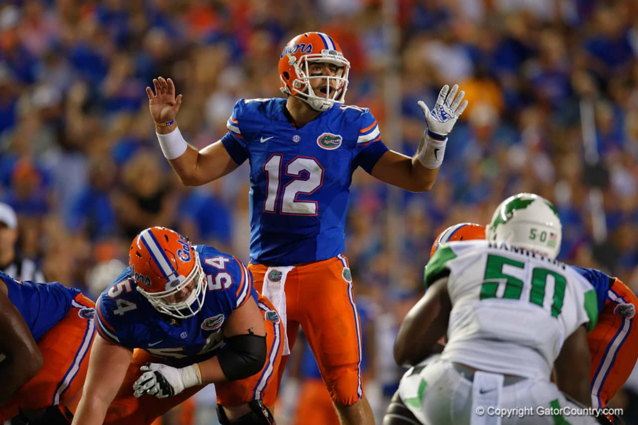 Florida-gators-quarterback-austin-appleby-plays-against-north-texas