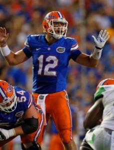 Five list of five for Florida Gators vs. North Texas