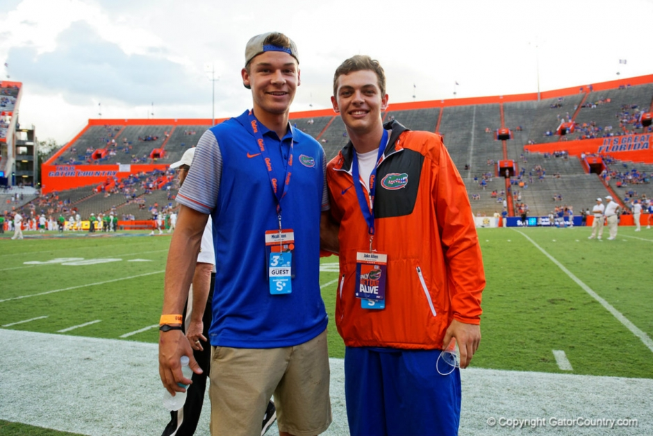 Florida Gators quarterback commit Jake Allen- Florida Gators recruiting-1280x855
