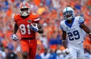 Florida Gators receiver Antonio Callaway with a long touchdown against Kentucky-1280x853
