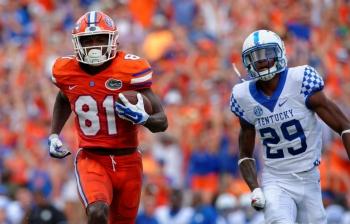 Florida Gators blow out Kentucky 45-7