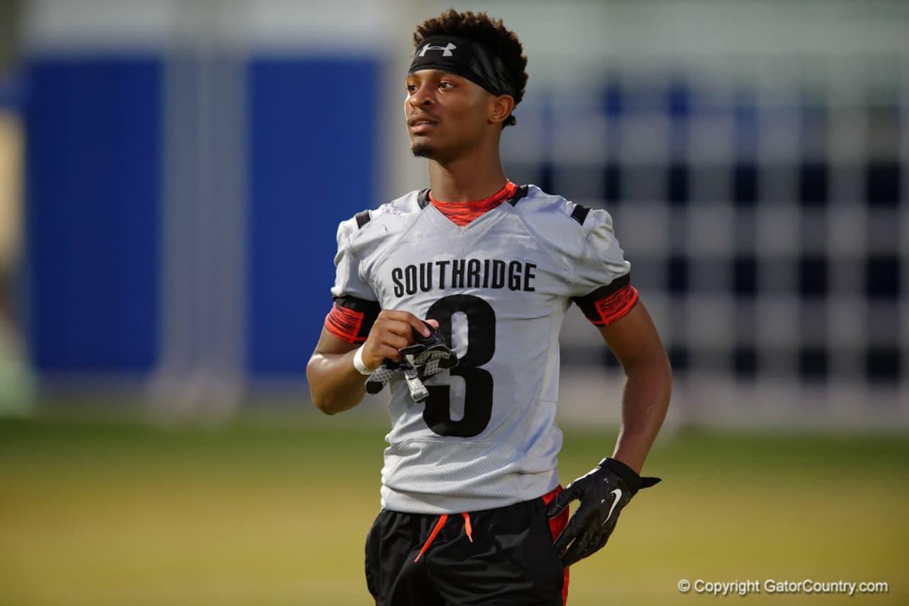 Florida Gators recruiting target 2018 WR Mark Pope- 1280x853