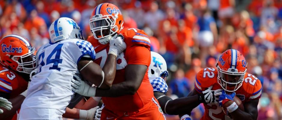 Charting the Course: Week 2 Florida Gators vs. Kentucky