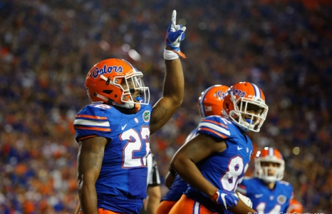 Florida Gators move to 3-0 after beating North Texas