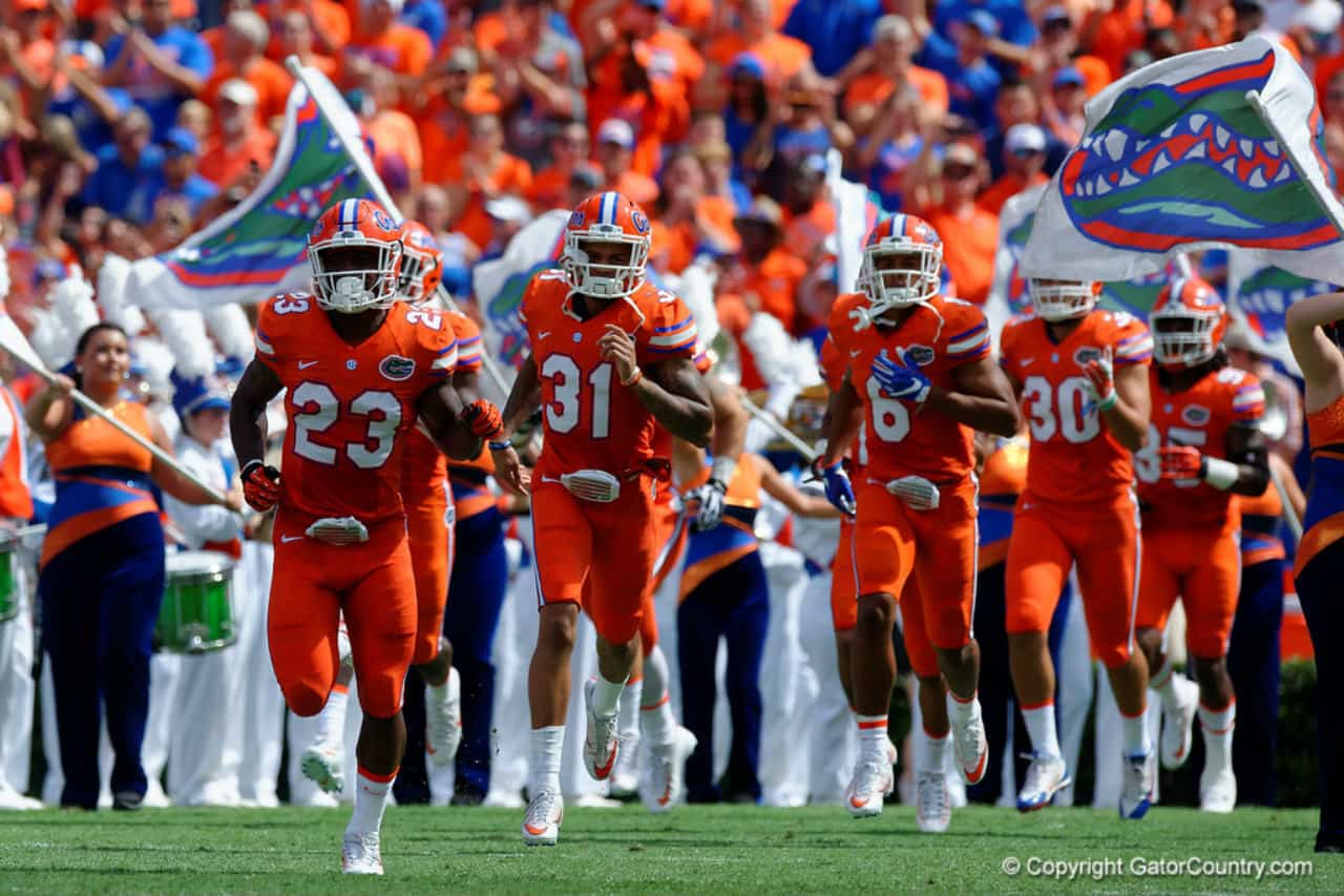 Gator Football Pictures 53