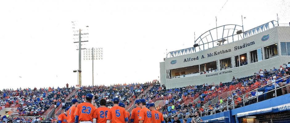 Florida Gators plan renovations to baseball & softball stadiums
